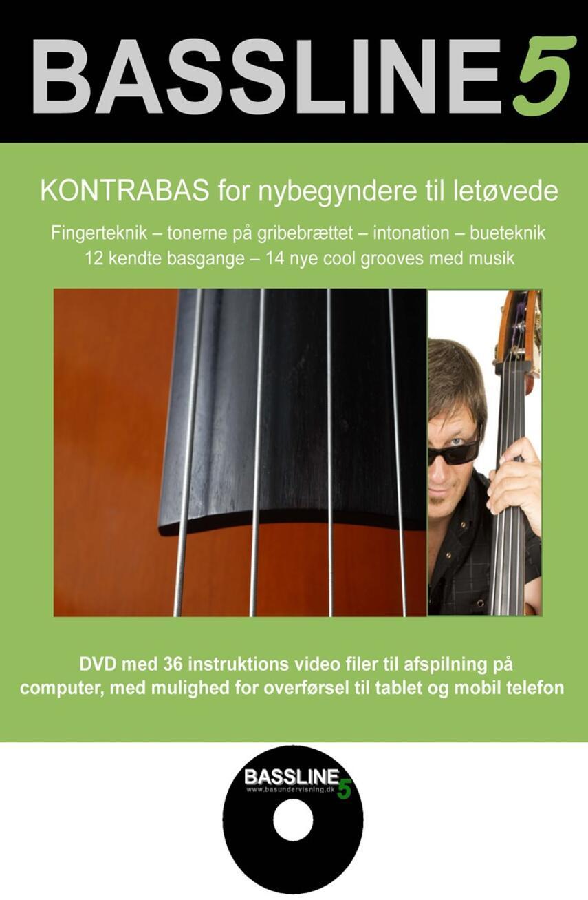 : Bassline 5 : Kontrabas instruktions nodebog