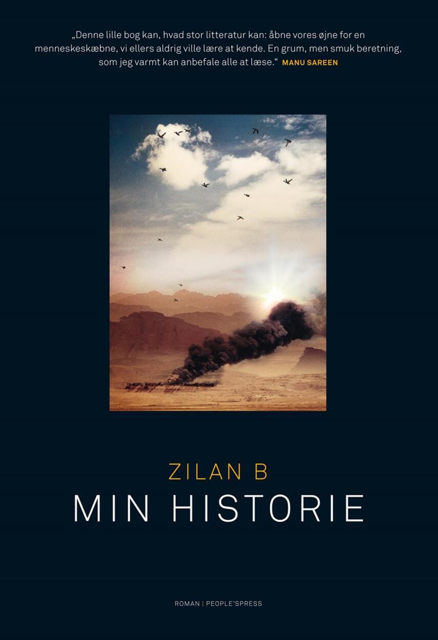 Zilan B.: Min historie : roman
