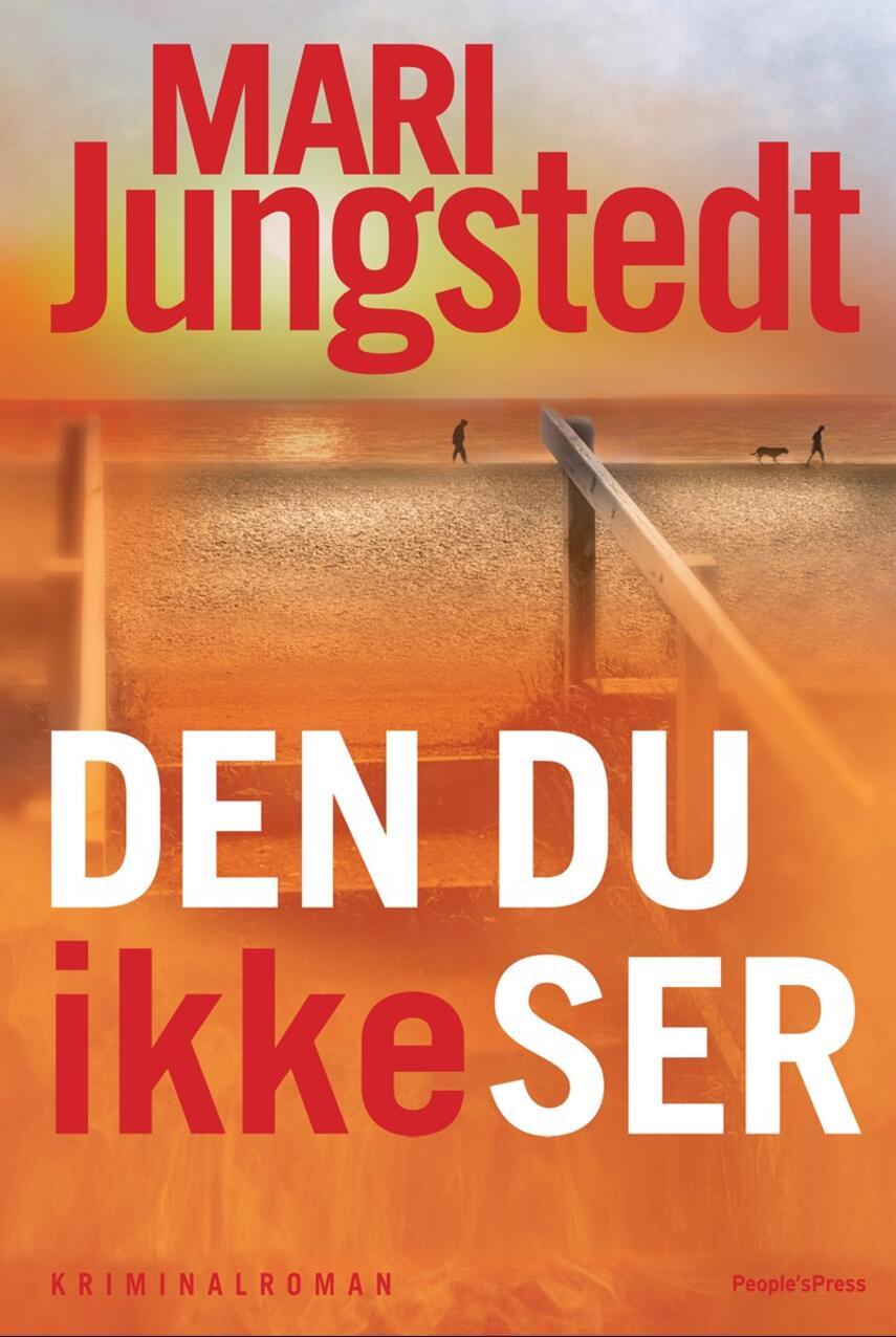 Mari Jungstedt: Den du ikke ser : kriminalroman