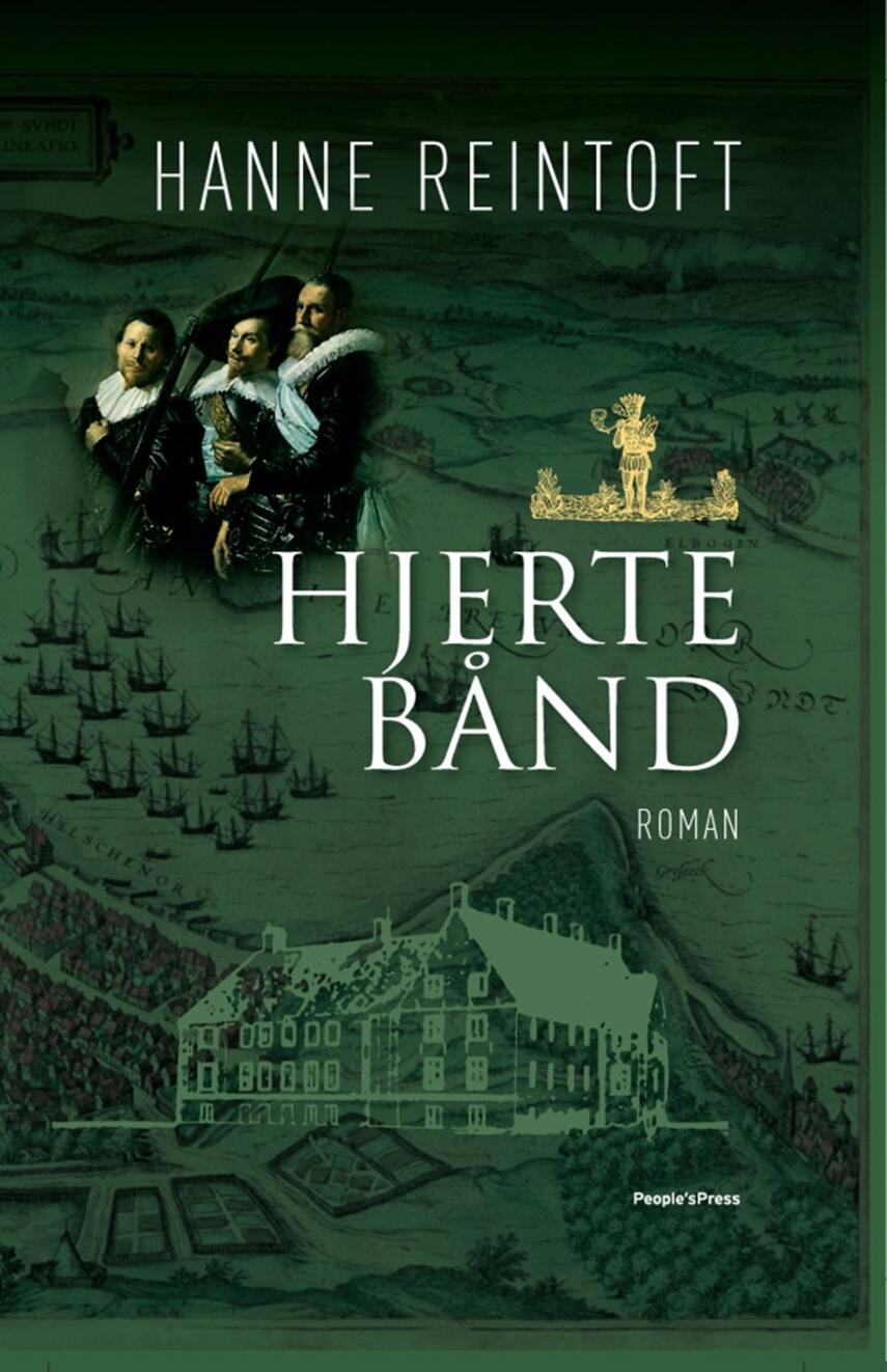 Hanne Reintoft: Hjertebånd : roman