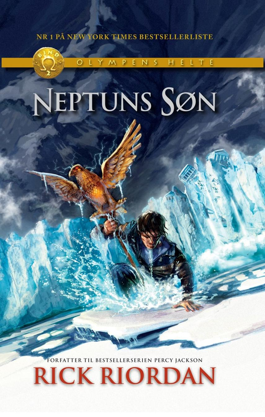 Rick Riordan: Neptuns søn