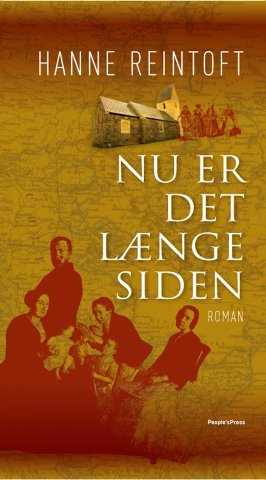 Hanne Reintoft: Nu er det længe siden : roman