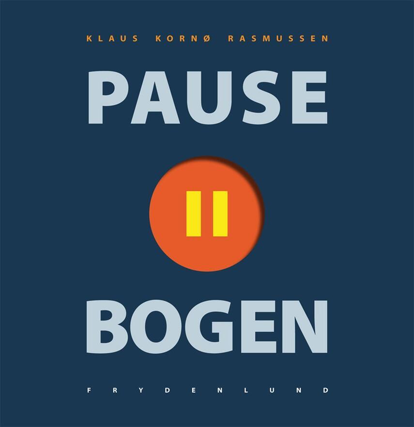 Klaus Kornø Rasmussen: Pausebogen