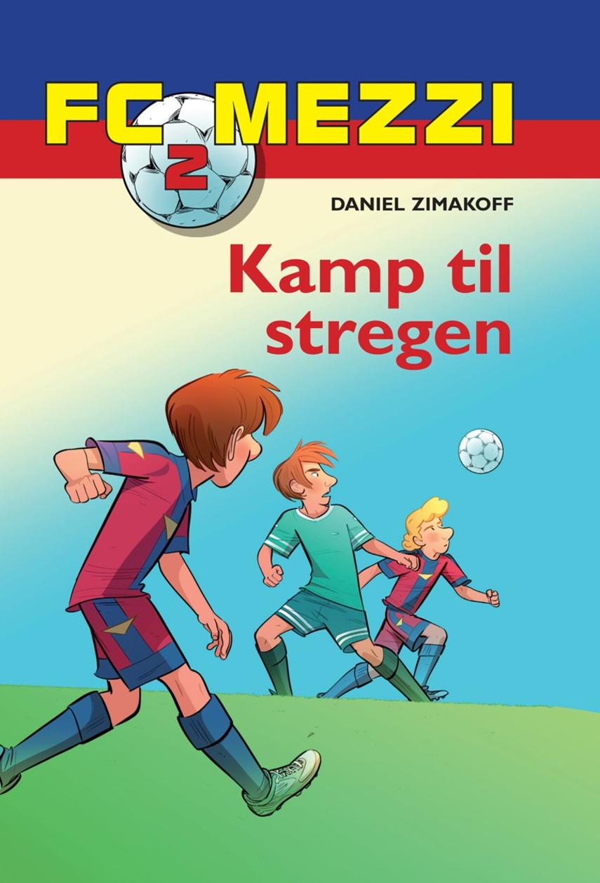Daniel Zimakoff: Kamp til stregen