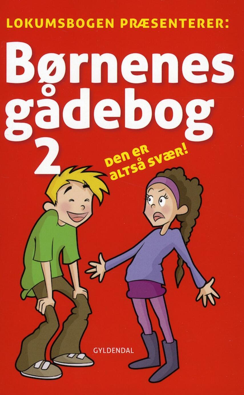 : Børnenes gådebog 2