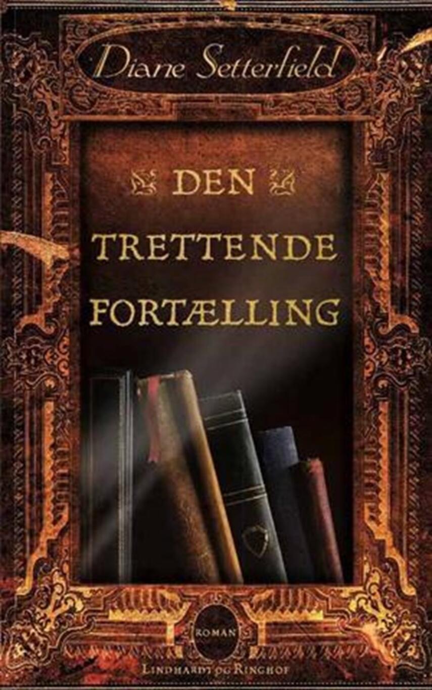 Diane Setterfield: Den trettende fortælling