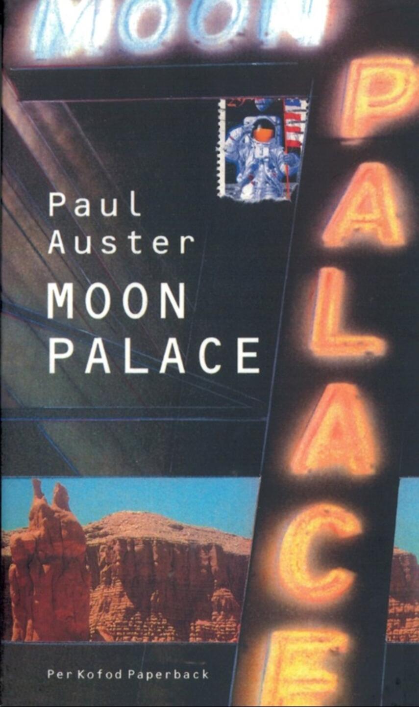 Paul Auster: Moon palace