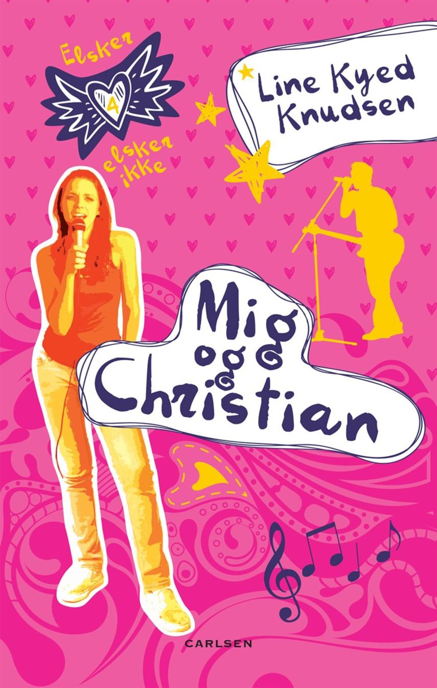 Line Kyed Knudsen: Mig og Christian
