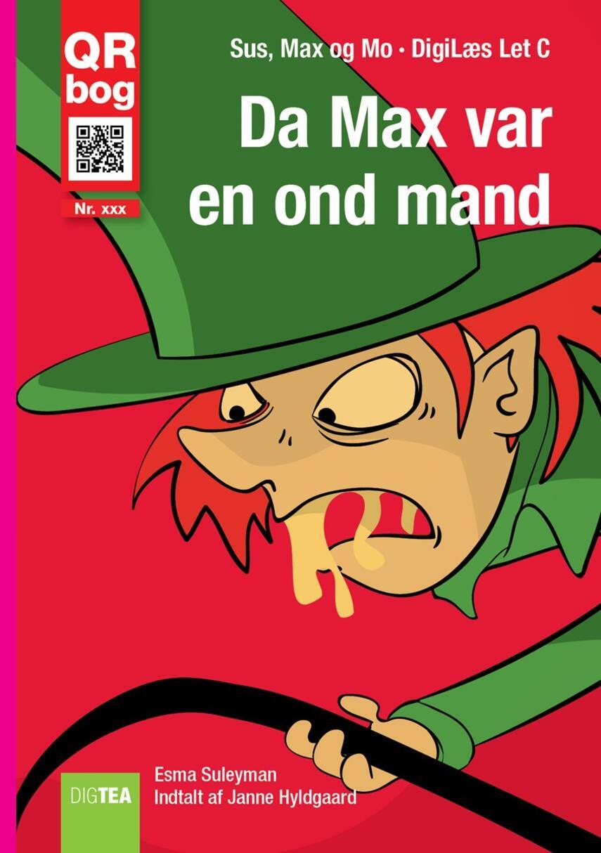 Esma Suleyman: Da Max var en ond mand : QR bog