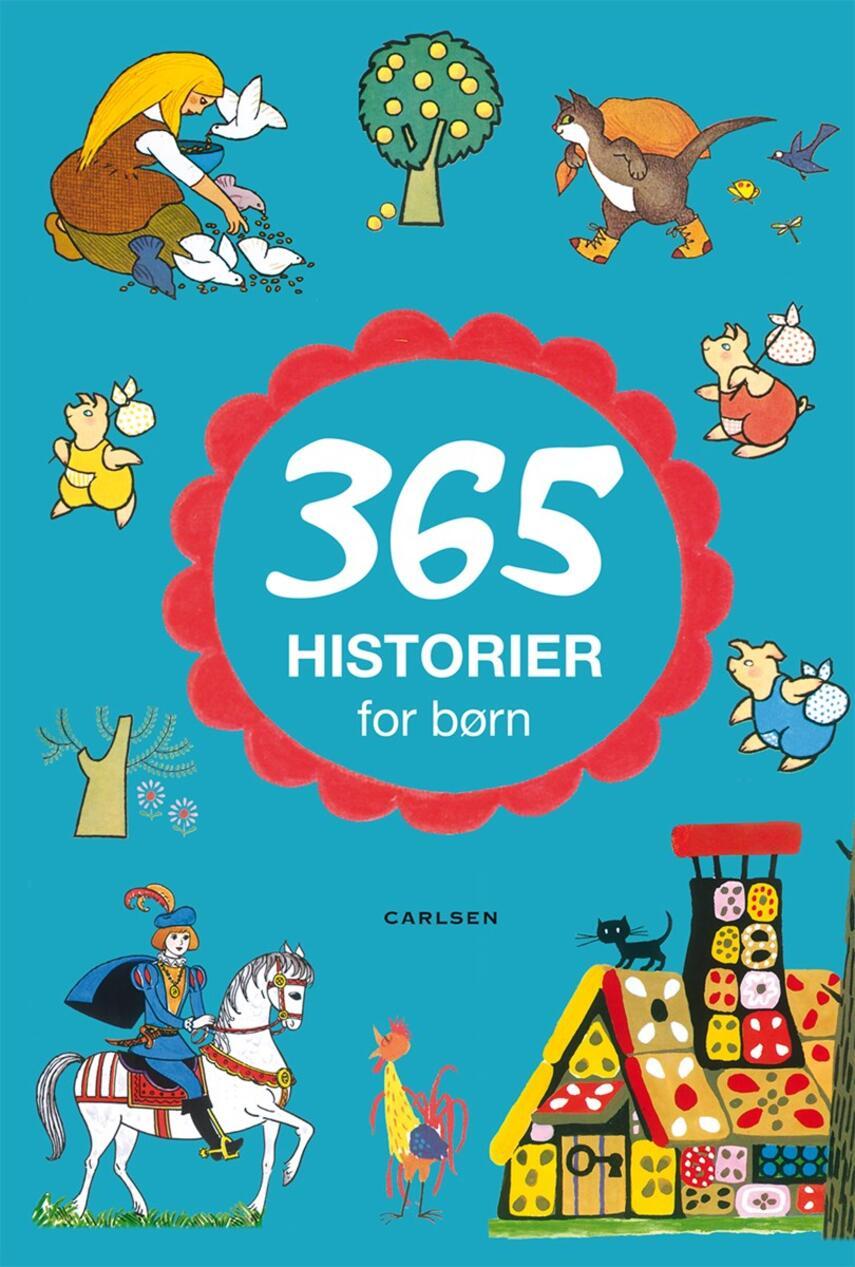 : 365 historier for børn