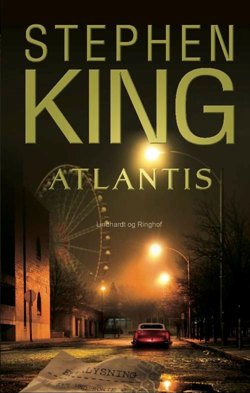 Stephen King (f. 1947): Atlantis
