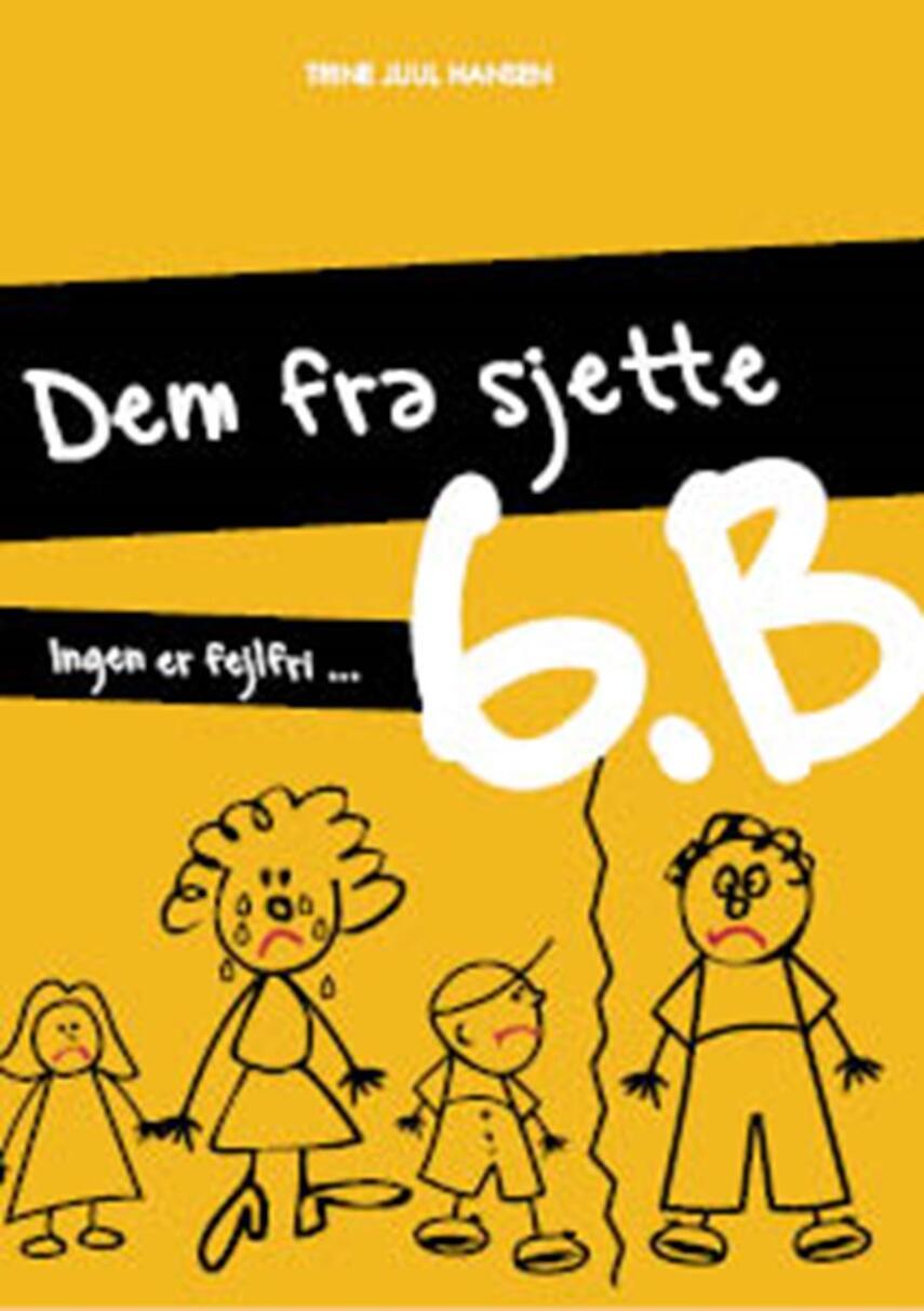 Trine Juul Hansen: Ingen er fejlfri