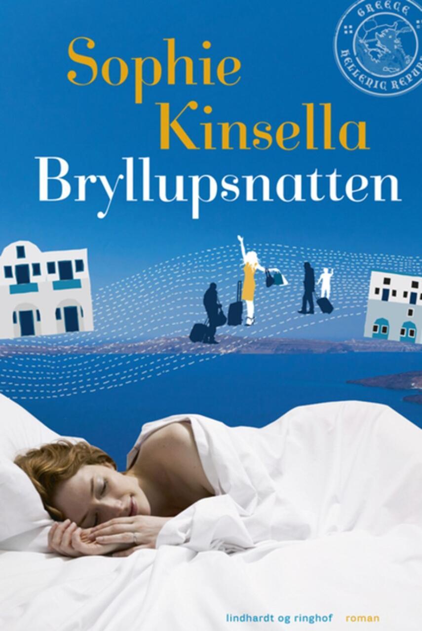 Sophie Kinsella: Bryllupsnatten