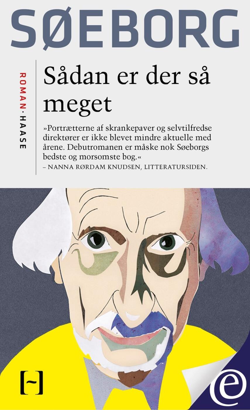 Finn Søeborg: Sådan er der så meget : roman