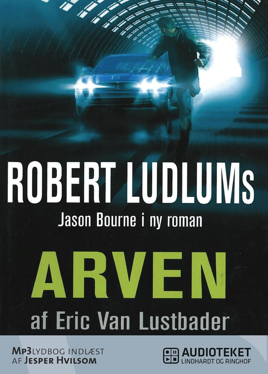 Eric Van Lustbader: Arven