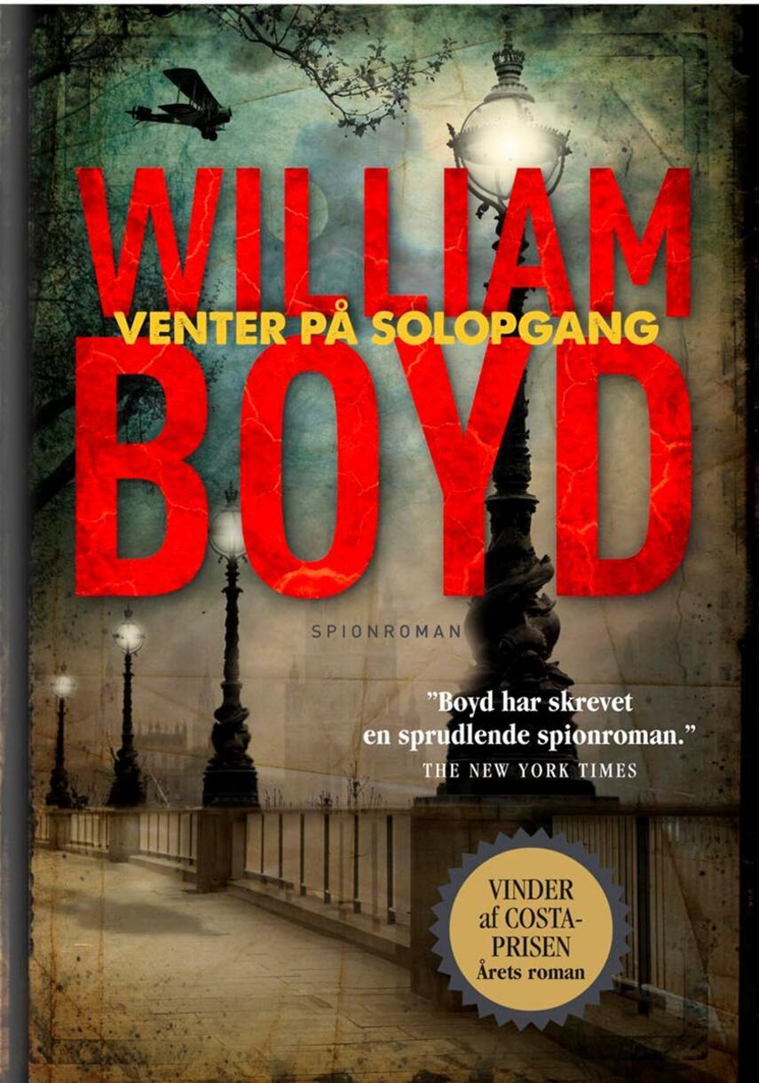 William Boyd: Venter på solopgang