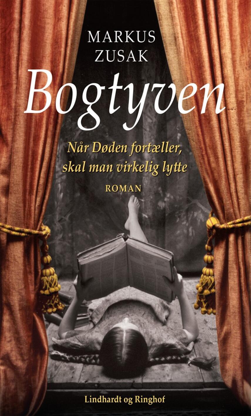 Markus Zusak: Bogtyven : roman