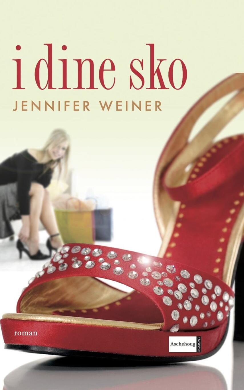 Jennifer Weiner: I dine sko