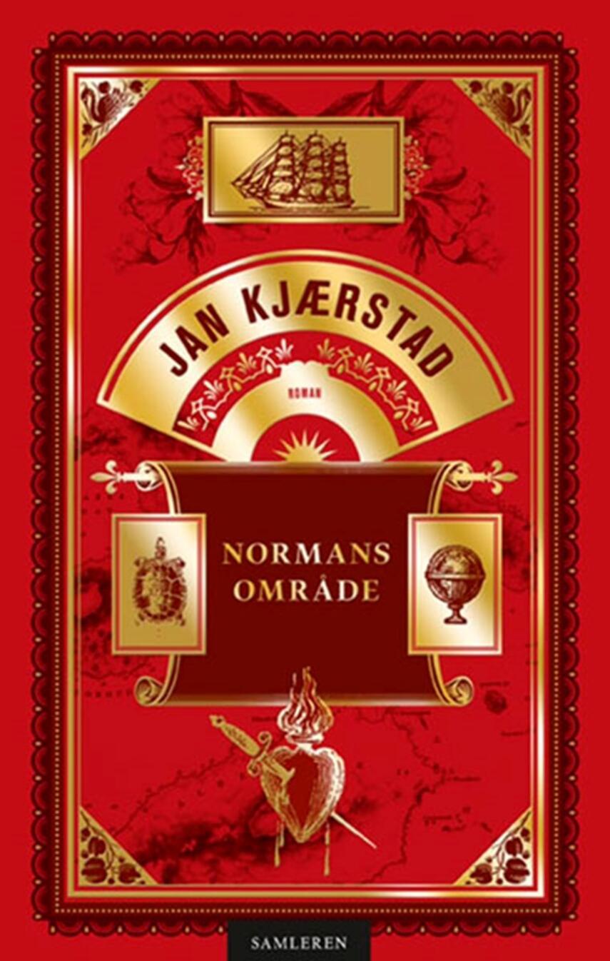 Jan Kjærstad: Normans område : roman
