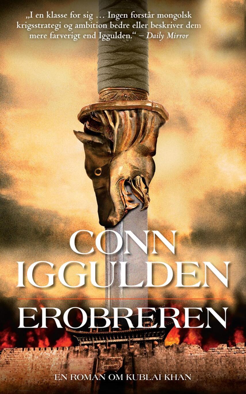 Conn Iggulden: Erobreren : roman