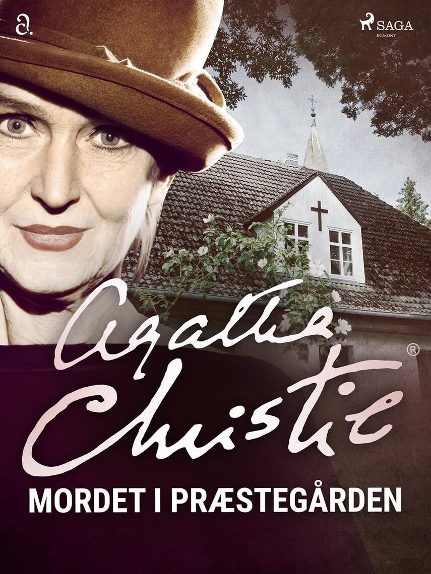 Agatha Christie: Mordet i præstegården (Ved Poul Ib Liebe)