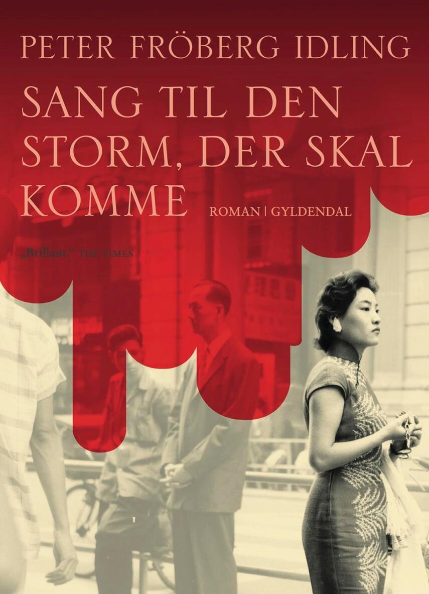 Peter Fröberg Idling: Sang til den storm, der skal komme : roman
