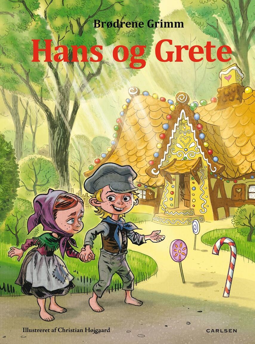 J. L. K. Grimm: Hans og Grete