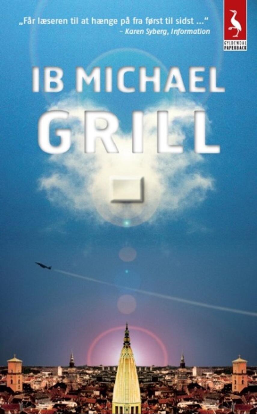 Ib Michael: Grill : roman