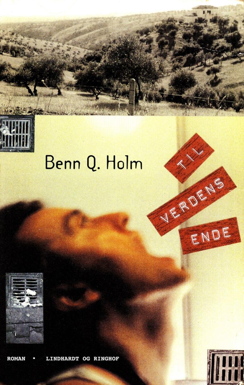 Benn Q. Holm (f. 1962): Til verdens ende : roman