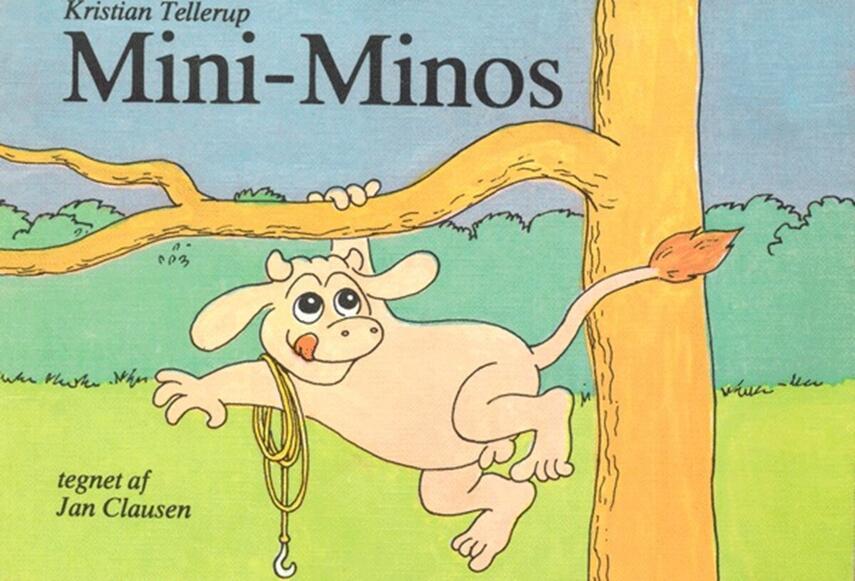 Kristian Tellerup, Jan Clausen (f. 1946-02-25): Mini-Minos