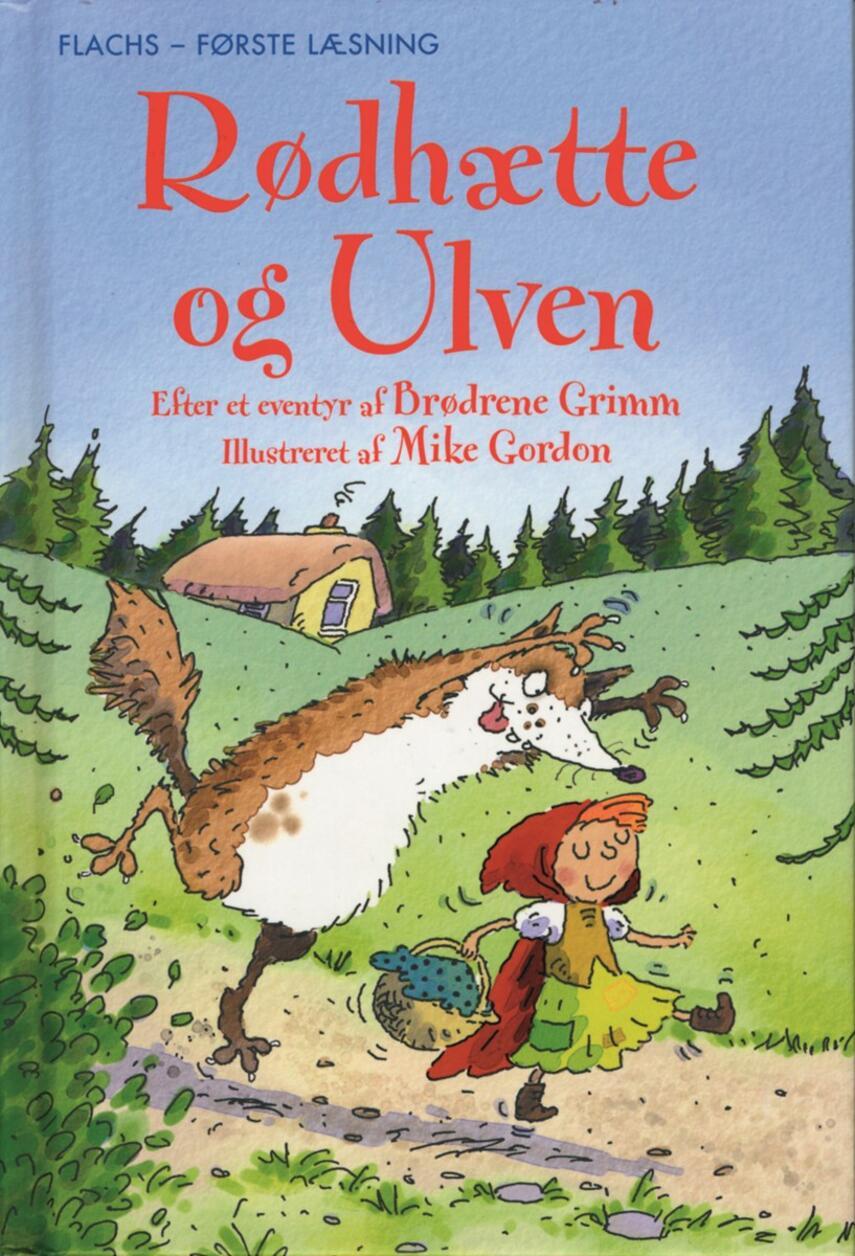 Susanna Davidson: Rødhætte og ulven