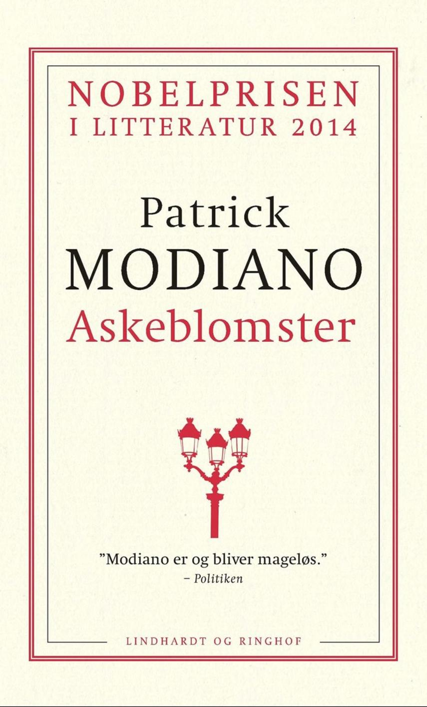 Patrick Modiano: Askeblomster
