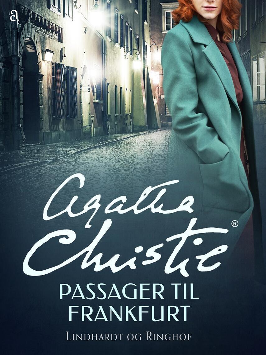 Agatha Christie: Passager til Frankfurt