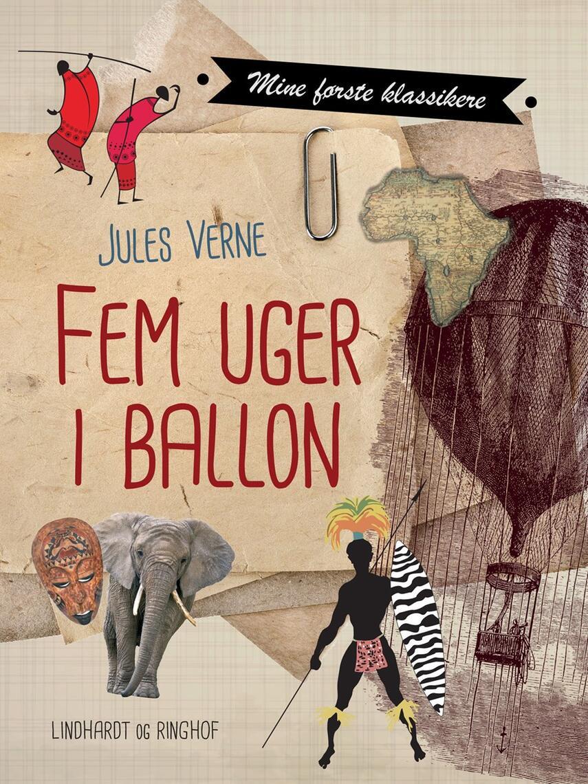 Jules Verne: Fem uger i ballon
