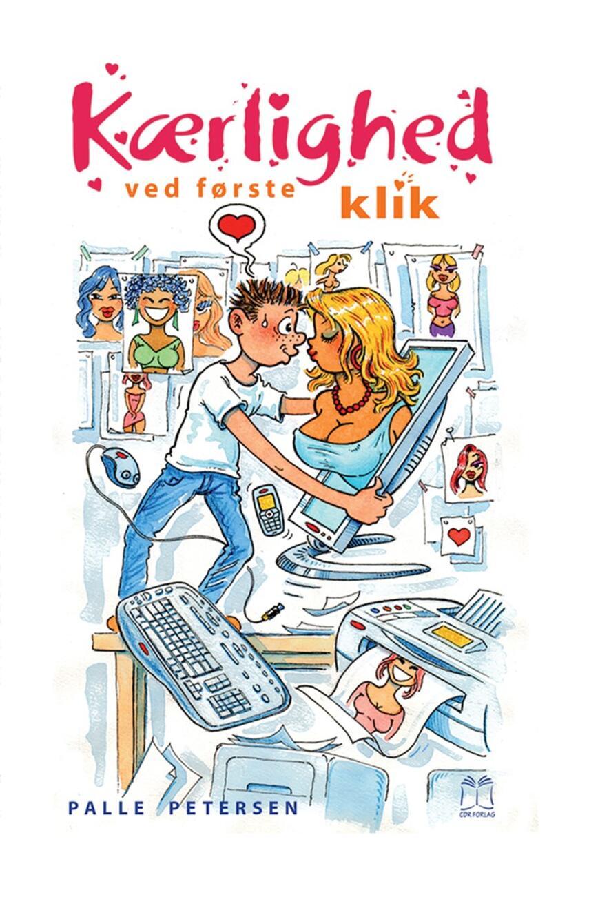 Palle Petersen (f. 1943): Kærlighed ved første klik