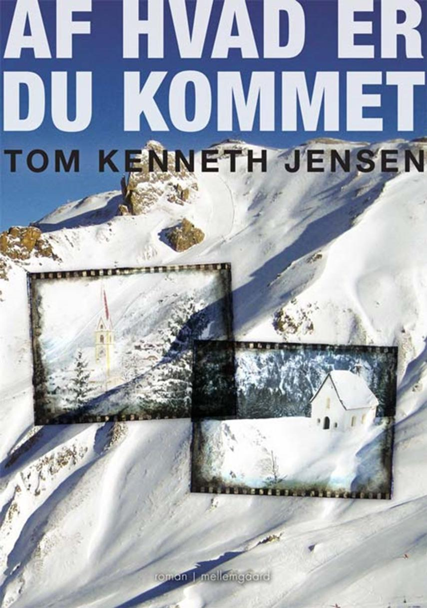 Tom Kenneth Jensen: Af hvad er du kommet