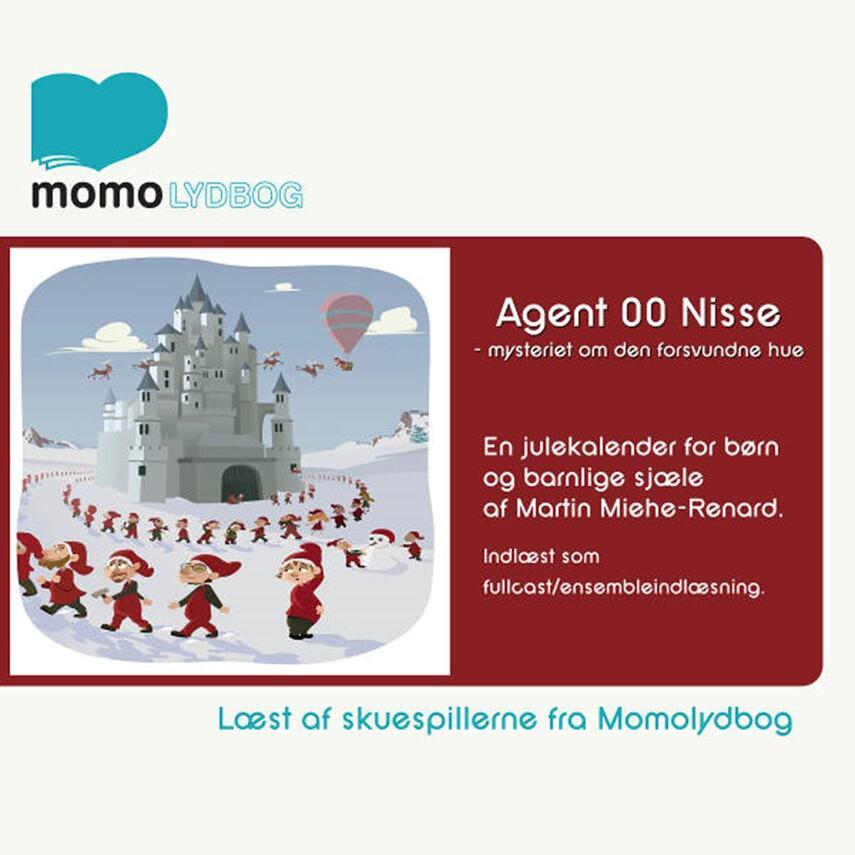 Martin Miehe-Renard: Agent 00 Nisse