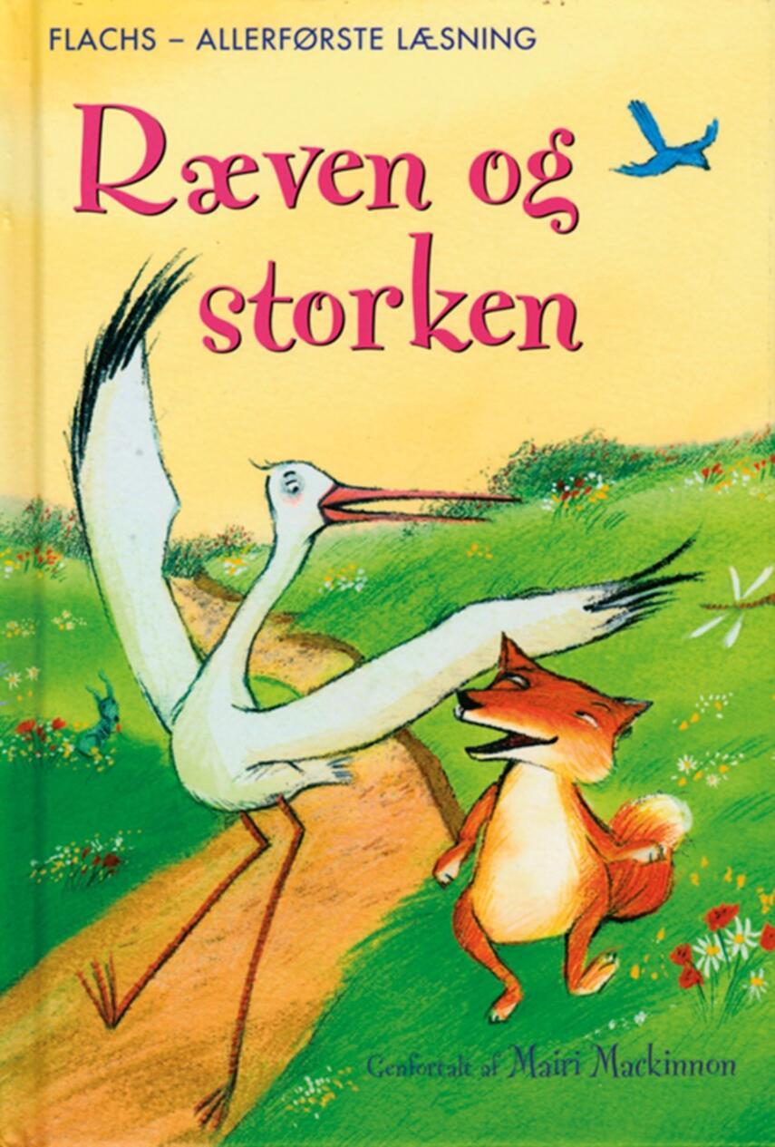 Mairi Mackinnon: Ræven og storken