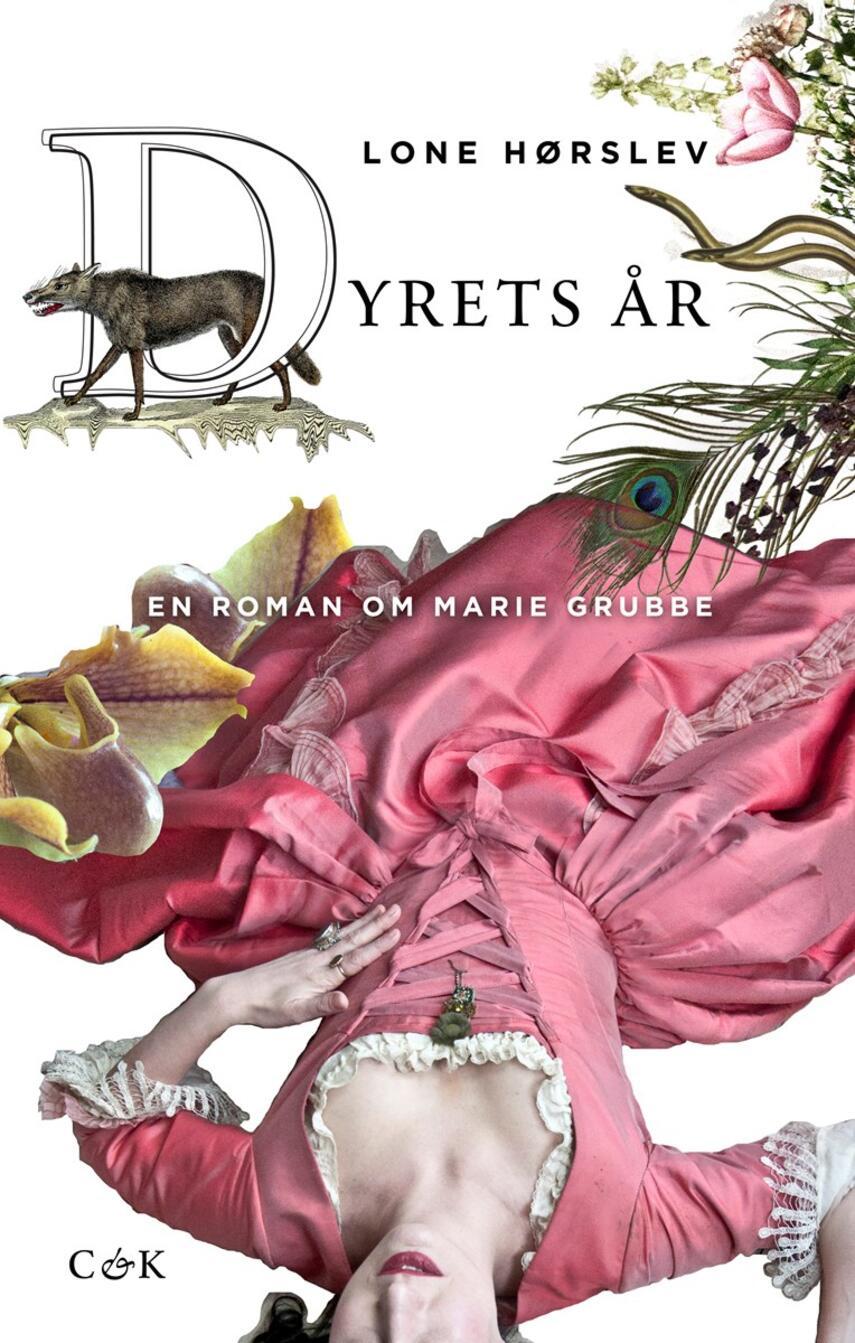 Lone Hørslev: Dyrets år : en roman om Marie Grubbe