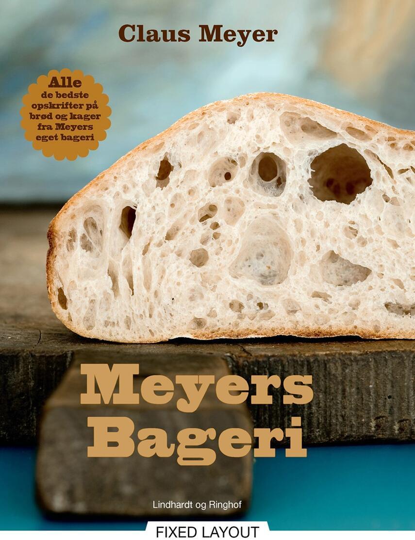 Claus Meyer, Nicolai Halken Skytte: Meyers bageri