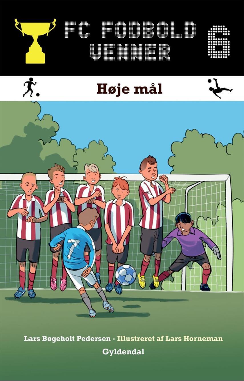 Lars Bøgeholt Pedersen: Høje mål