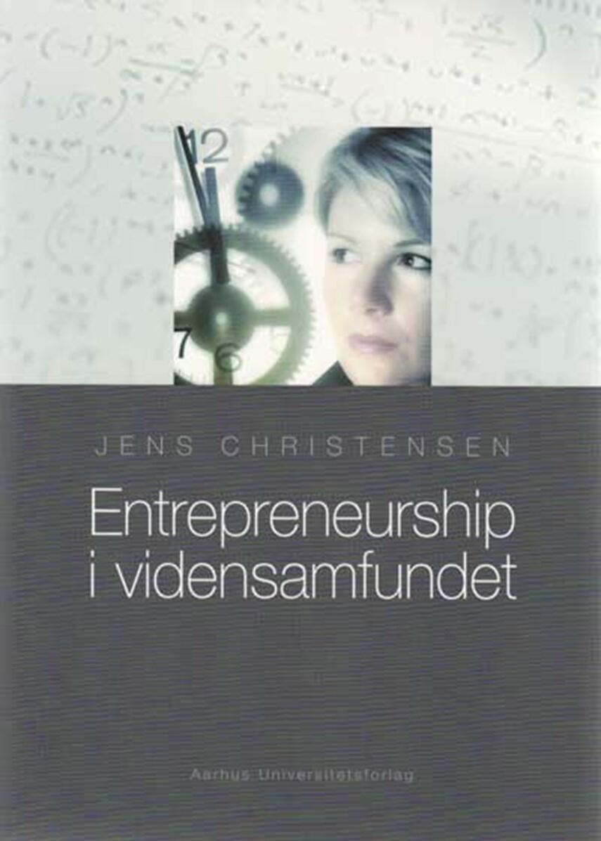 Jens Christensen (f. 1947): Entrepreneurship i vidensamfundet