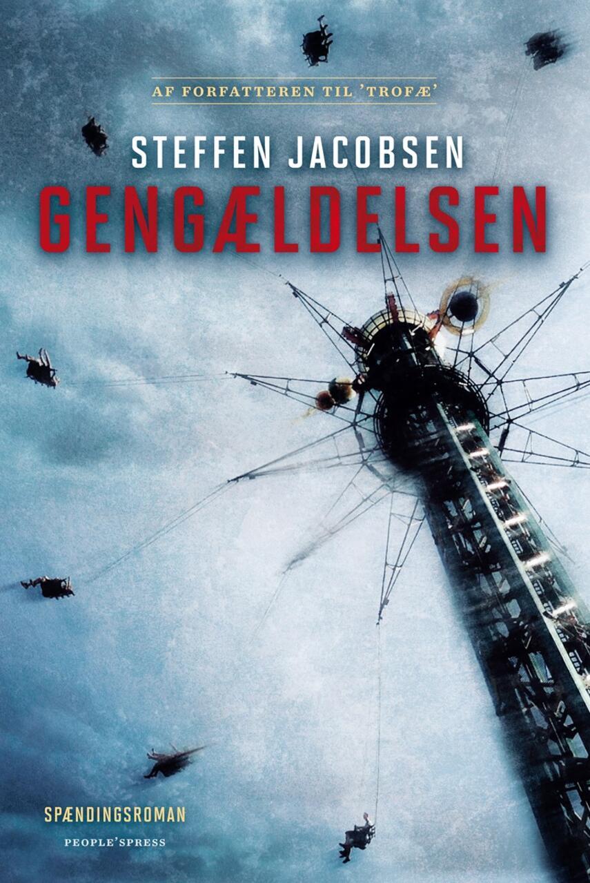 Steffen Jacobsen (f. 1956): Gengældelsen : spændingsroman