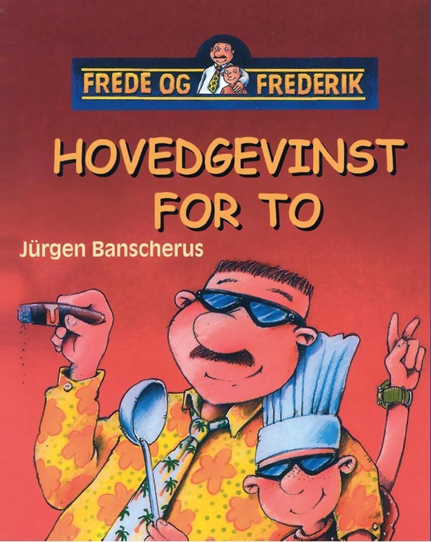 Jürgen Banscherus: Hovedgevinst for to