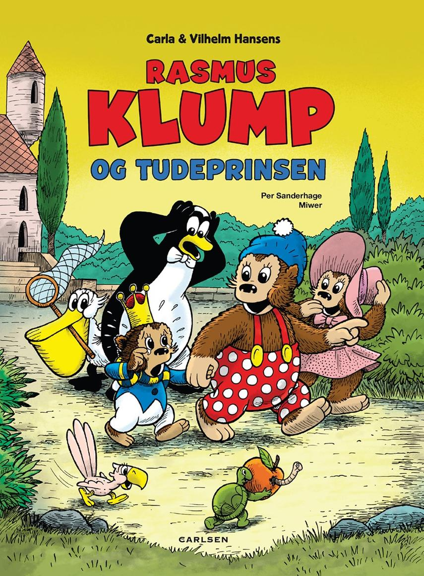 Per Sanderhage, Miwer: Rasmus Klump og tudeprinsen