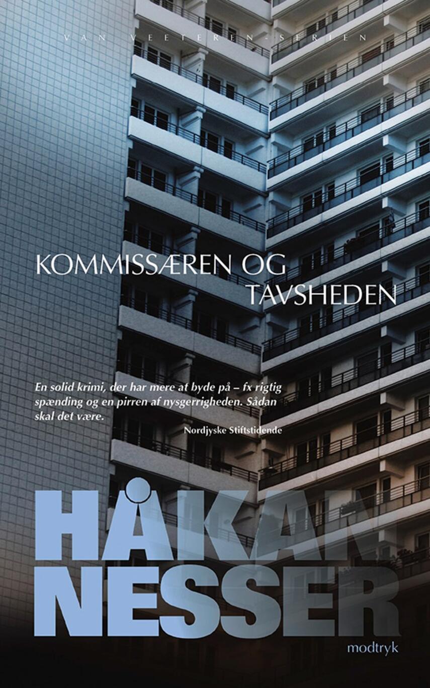Håkan Nesser: Kommissæren og tavsheden