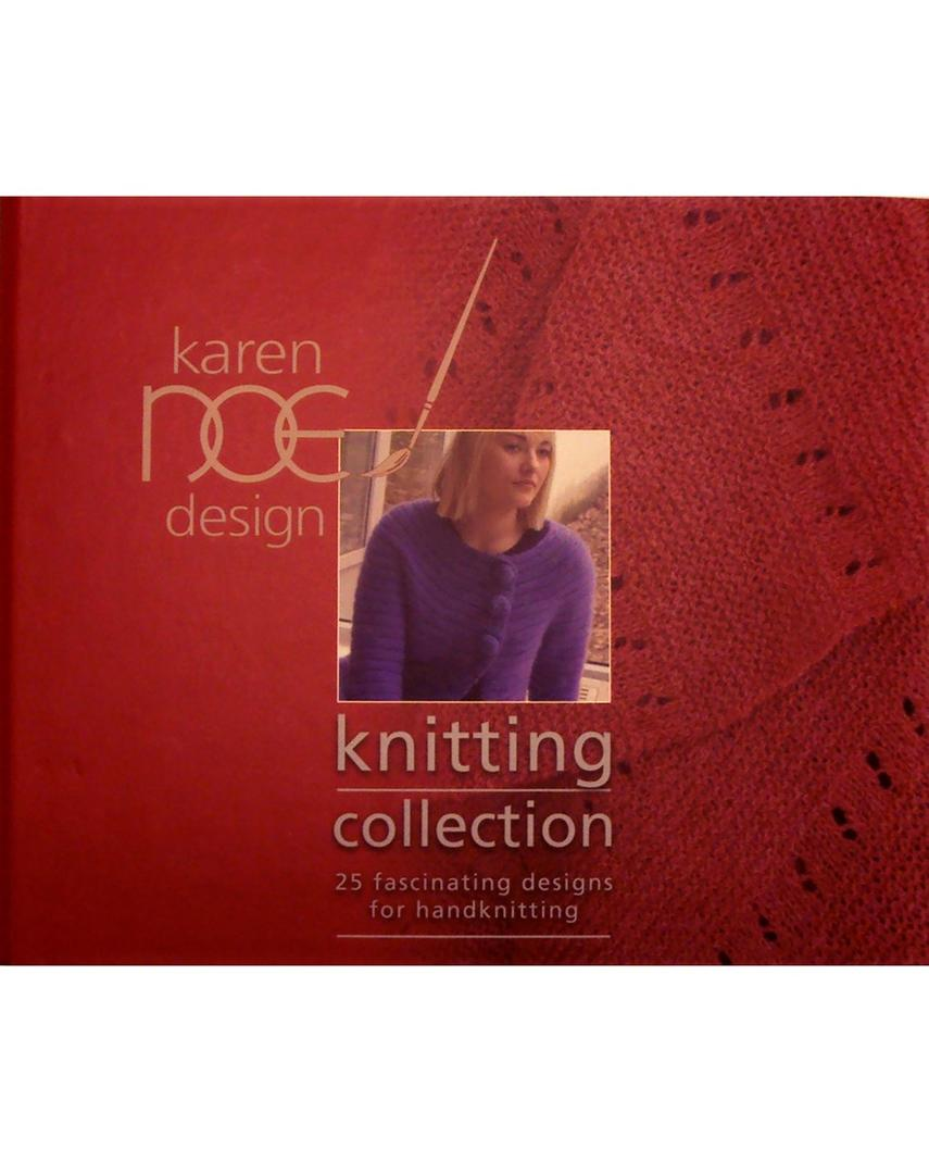 : Knitting collection : 25 fascinating designs for handknitting