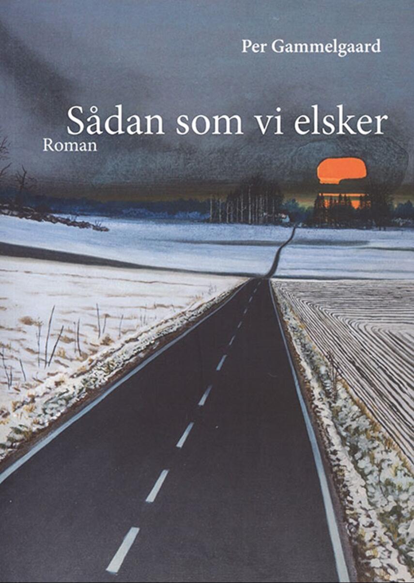 Per Gammelgaard: Sådan som vi elsker : roman