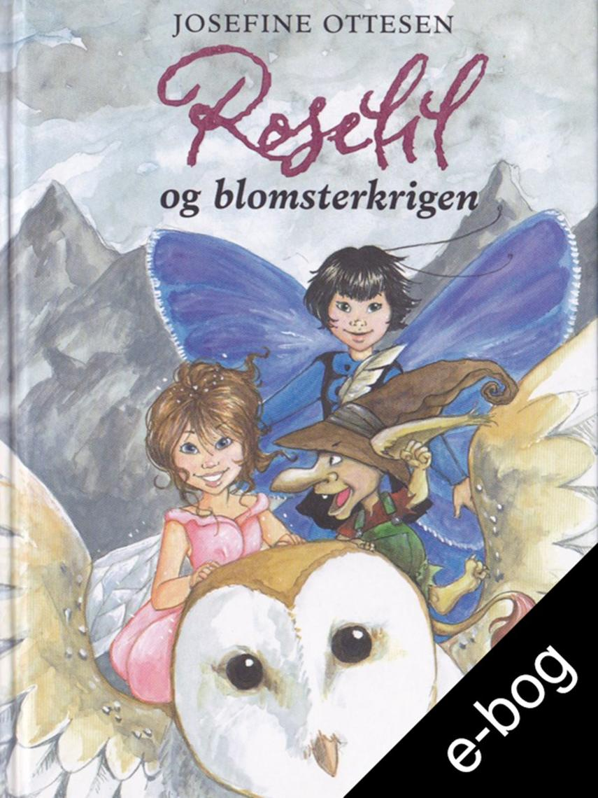 Josefine Ottesen: Roselil og blomsterkrigen