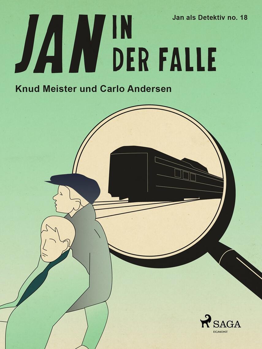 Knud Meister: Jan in der Falle